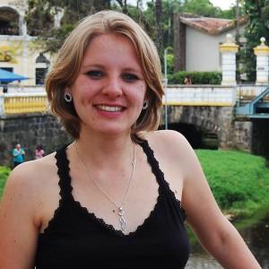 Larissa Drabeski (Foto: Arquivo Pessoal)