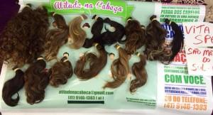 vita spa - cabelos doados