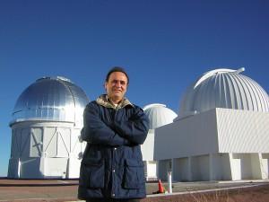 (Foto: Site do Instituto de Astronomia da USP)