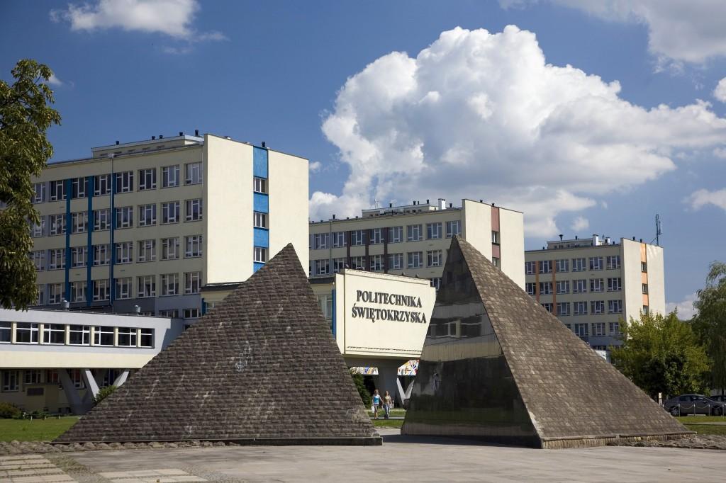 Foto/Kielce: Assessoria Universidade Tecnológica de Kielce