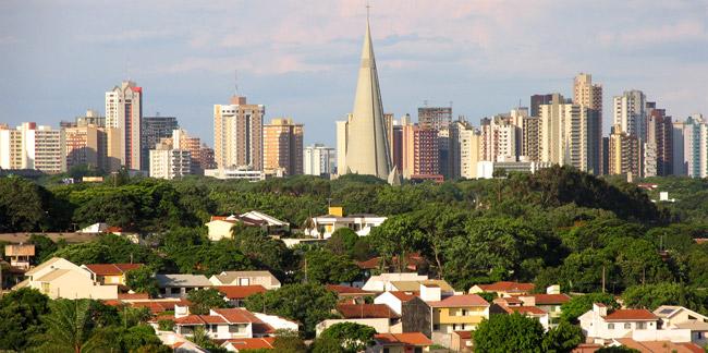 Maringá. (Foto: Divulgação)