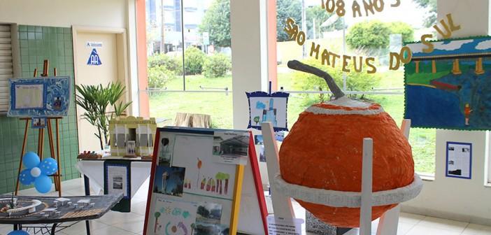 Exposição em comemoração aos 108 anos de São Mateus do Sul é realizada