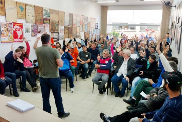 Foto: Sindipetro PR/SC