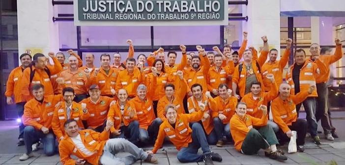 Acordo no TRT-PR encerra a greve na SIX