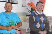 2 parlamentares da gestão 2013/2016 procuram o GI: Cabo Lima e Pabis Tadico. (Fotos: Gazeta Informativa)