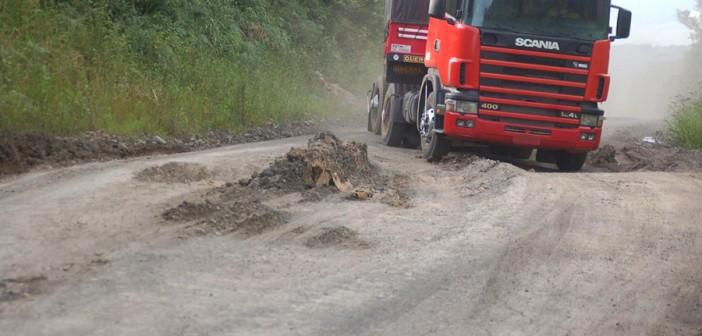 Pavimentação da estrada que liga Irati a São Mateus do Sul é anunciada