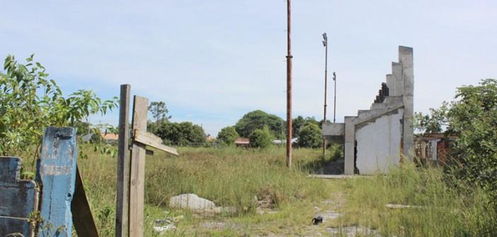 Campo do Atlético: retrato do abandono