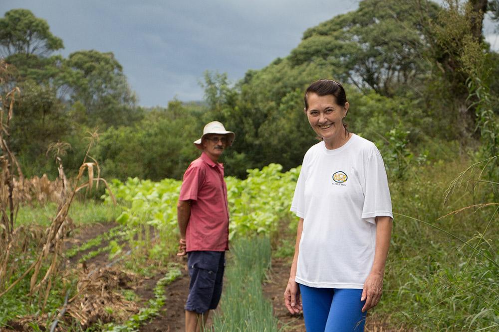 Dozia pede mais valorização e apoio para a mulher do campo.