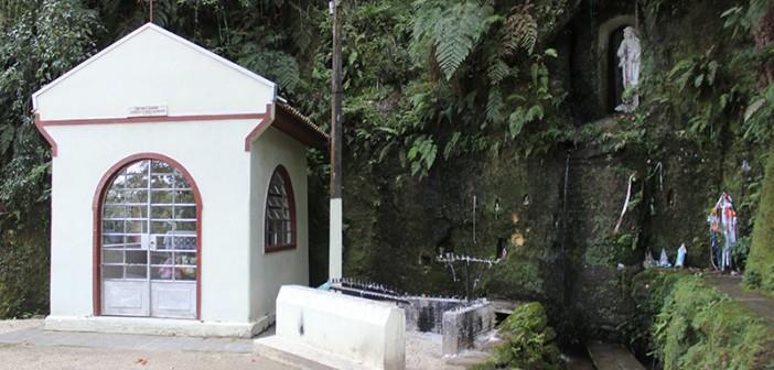 Gruta Nossa Senhora da Conceição: uma parte da rica história triunfense
