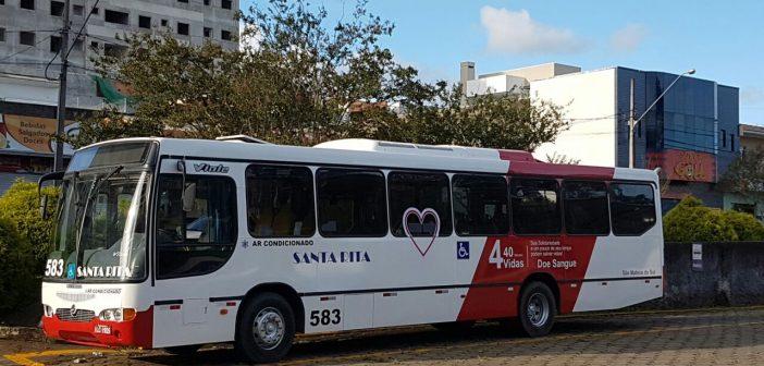 Transporte coletivo tem programação especial para a 14ª Expomate
