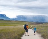 Pai, filho e a expedição até o Monte Roraima