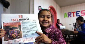 Gazeta Informativa lança projeto que incentiva à leitura e aproxima a comunidade do jornal