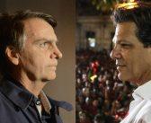 Mais de 11 mil são-mateuenses votam no presidenciável Bolsonaro (PSL) e quase 7 mil eleitores optam por Haddad no primeiro turno das eleições