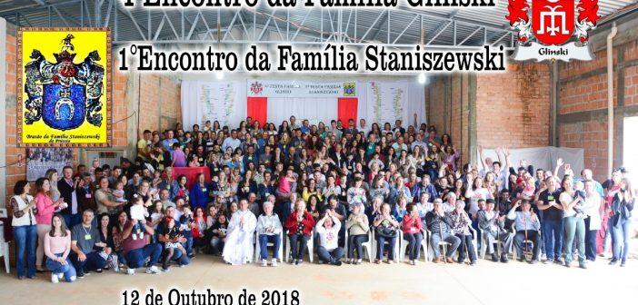 Encontro da Família Glinski e Staniszewski reúne gerações em almoço festivo em São Mateus do Sul