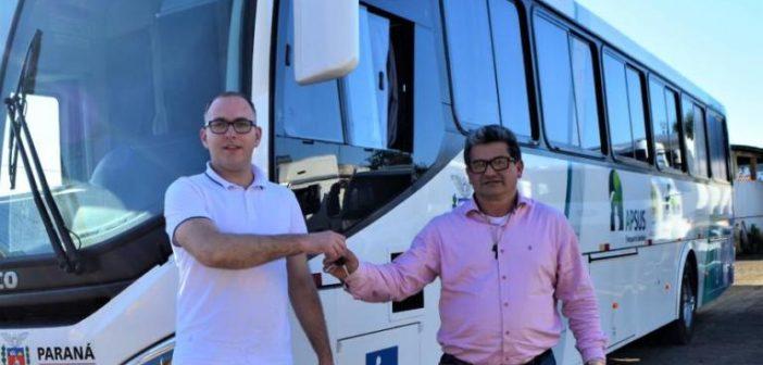 Ônibus adaptado para transporte de pacientes é adquirido pela Prefeitura Municipal
