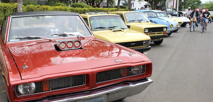 Encontro de Carros Antigos acontecerá nesse fim de semana em São Mateus do Sul