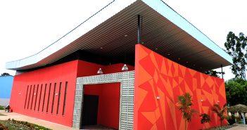 1º anfiteatro do município é inaugurado no Colégio Estadual do Campo Prof. Eugênio de Almeida no distrito de Fluviópolis