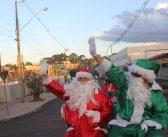 Programação de Natal movimenta o município