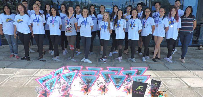 Grupo de Dança do Centro da Juventude conquista premiações em festivais regionais de renome em Santa Catarina